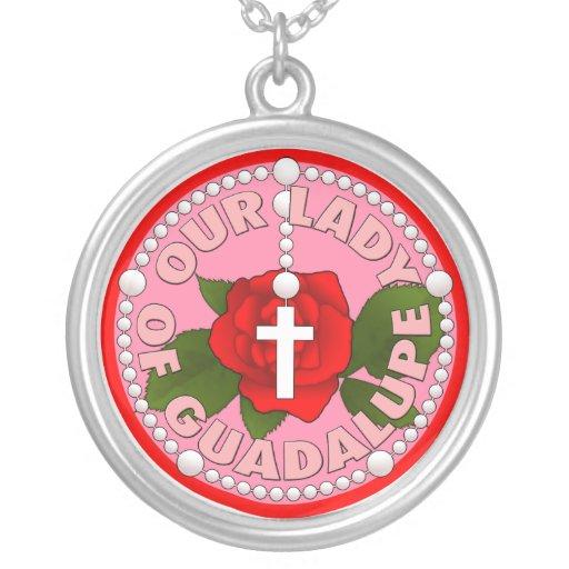 Nuestra señora de Guadalupe Joyeria Personalizada
