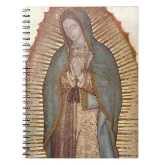 Nuestra señora de Guadalupe Libretas
