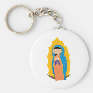 Nuestra señora de Guadalupe Llaveros