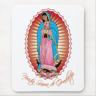 Nuestra Señora de Guadalupe Mousepad
