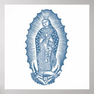 Nuestra señora de Guadalupe Impresiones