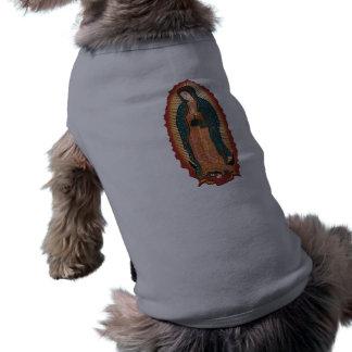 Nuestra señora de Guadalupe Playera Sin Mangas Para Perro