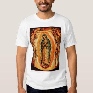 Nuestra señora de Guadalupe, Poleras