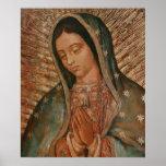 nuestra señora de Guadalupe Posters