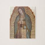 Nuestra señora de Guadalupe Puzzle
