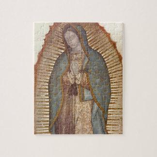 Nuestra señora de Guadalupe Puzzles Con Fotos