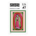 nuestra señora de Guadalupe Sellos Postales