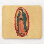 Nuestra señora de Guadalupe Tapetes De Ratón