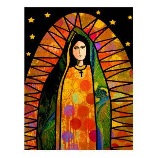 Nuestra señora de Guadalupe Postales