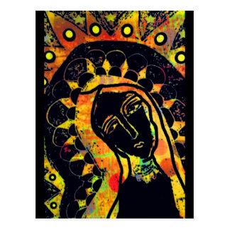 Nuestra señora de Guadalupe Tarjetas Postales