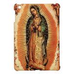 Nuestra señora de Guadalupe y de los ángeles iPad Mini Carcasa