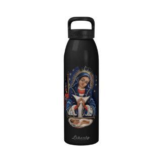 Nuestra señora de la alta tolerancia - botella de