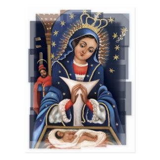 Nuestra Señora de la Altagracia Postcard Tarjeta Postal