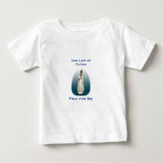 Nuestra señora de la camisa del bebé de Fatima*