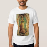 Nuestra señora de la camiseta de Guadalupe Poleras