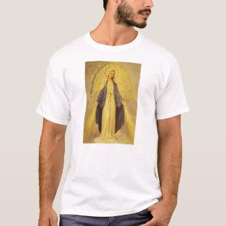 Nuestra señora de la camiseta milagrosa de la
