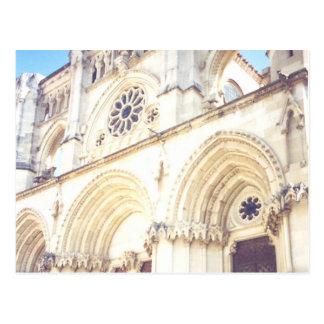 Nuestra señora de la catedral Cuenca España de la Postales