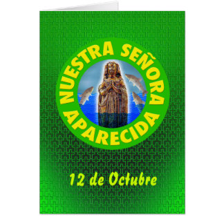Nuestra Señora de la Concepción Aparecida Card