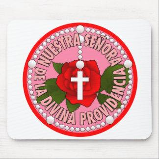 Nuestra Señora de la Divina Providencia Mousepads