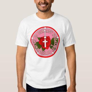 Nuestra señora de la Inmaculada Concepción Camisas