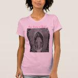 Nuestra señora de la paz camiseta