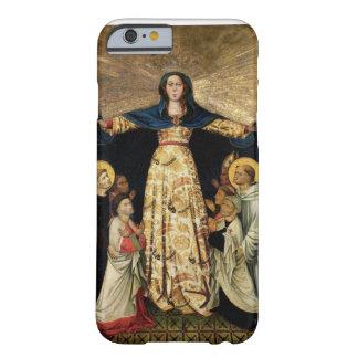 Nuestra señora de la tolerancia y los amos de la funda barely there iPhone 6