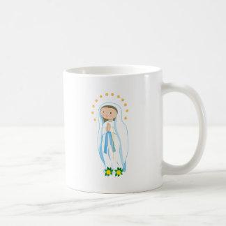 Nuestra señora de Lourdes Taza De Café