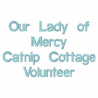 Nuestra señora de MercyCatnip CottageVolunteer Camiseta Polo Bordada