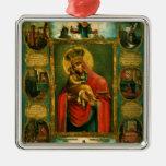 Nuestra señora de Pochaev Adorno De Reyes