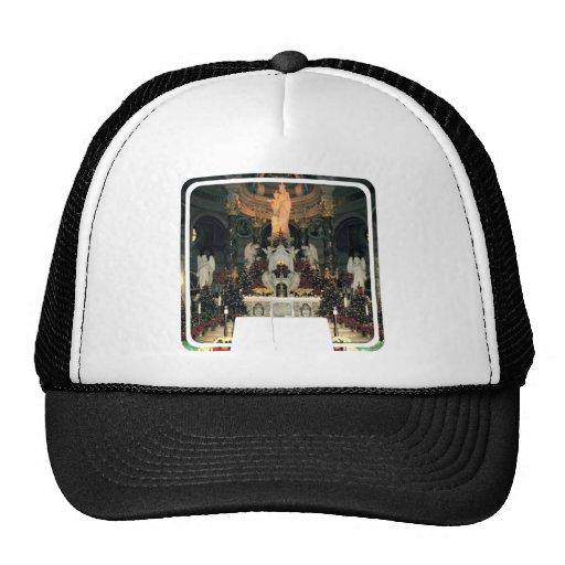 Nuestra señora del altar principal de la basílica  gorra