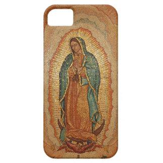 Nuestra señora del caso de Guadalupe IPhone iPhone 5 Cárcasas
