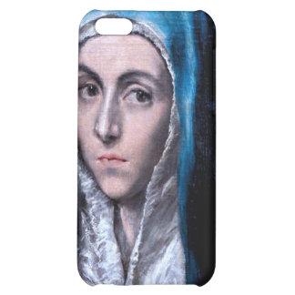 Nuestra señora del caso del iPhone 4/4S de los dol