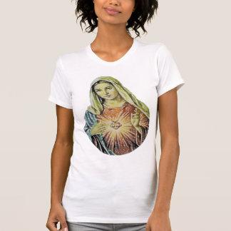 Nuestra señora del corazón sagrado poleras