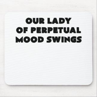 nuestra señora del humor perpetuo swings.png alfombrilla de raton