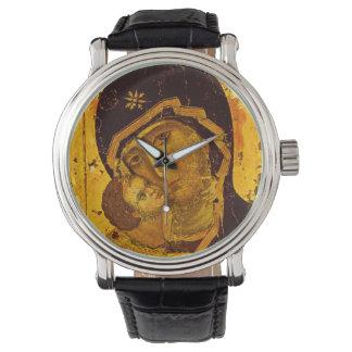 Nuestra señora del reloj de Vladimir