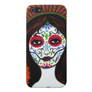 nuestra señora Guadalupe iPhone 5 Carcasas