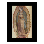 NUESTRA SEÑORA OF GUADALUPE (EXTRA GRANDE 40X53) POSTER