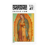 NUESTRA SEÑORA OF GUADALUPE TIMBRES POSTALES