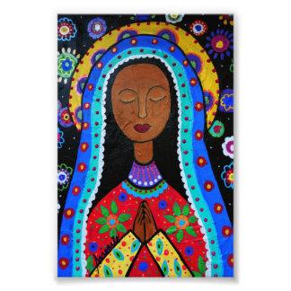 Nuestra señora Virgin Guadalupe Cojinete