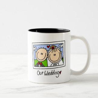 Nuestra taza del boda