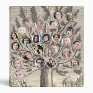 """Nuestras fotos crecientes del árbol de familia de carpeta 1"""""""