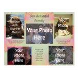 Nuestras fotos de familia hermosas postales