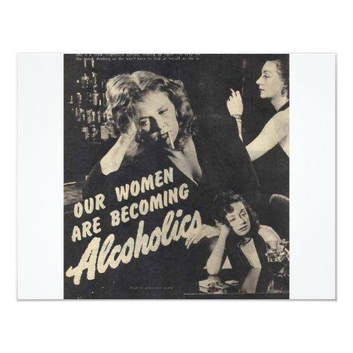 ¡Nuestras mujeres son alcohólicos que se Comunicado Personal