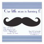 Nuestras pequeñas invitaciones del cumpleaños del invitación 13,3 cm x 13,3cm