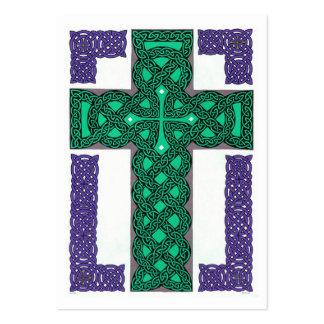 Nuestras tarjetas del rezo del padre tarjeta de visita