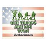 Nuestras tropas… tarjeta postal