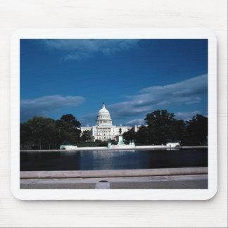 Nuestro 44.o presidente de presidente Barack Obama Alfombrillas De Raton