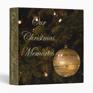 """Nuestro álbum de las memorias del navidad carpeta 1"""""""
