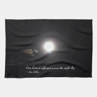 Nuestro amor se refleja a través de… toallas