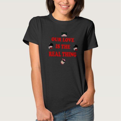 nuestro amor t-shirt